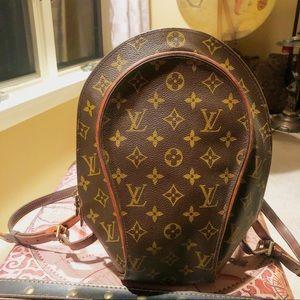 Louis Vuitton Ellipse Backpack Monogram LV Bag